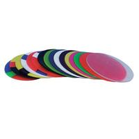 DRUFOSOFT colourmix - пластины для изготовления спортивных капп 3,0х120 мм, 24шт (разных цветов)